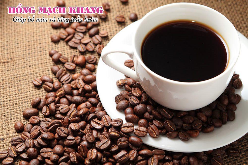 Cà phê là thức uống giúp cải thiện làn da xanh xao do huyết áp thấp hiệu quả